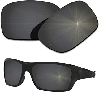 Polarized Replacement Lenses for Oakley Turbine - Multiple Options