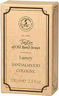 Luxury Sandalwood Cologne, 100ml - Taylor of Old Bond Street