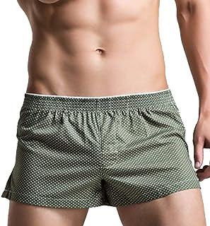 Men Nnerunter Warm Shoe Mens Comfortable Underwear Boxer Shorts Cotton Clothing Underpants Swimming Shorts