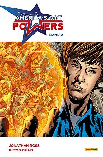 America's Got Powers, Band 2