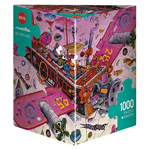 Fly With Me! Puzzle 1000 Teile