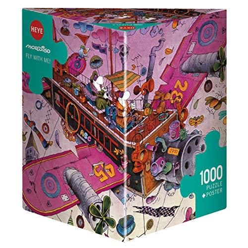Heye 3329887 Puzzle, Mehrfarbig
