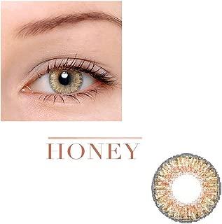 Women's Multi-color Cute Charm Attractive Color Makeup Eye Shadow (Honey)