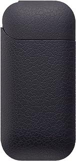 acroma【IQOS(アイコス)対応ケース】IQOS Texture Jacket Leather (Black)