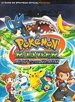 Guide de strategie officiel Pokémon ranger - Nuit sur Almia