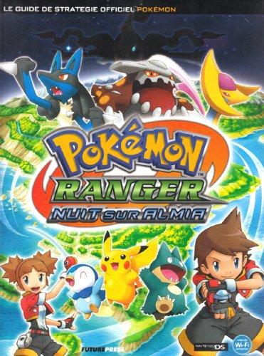 Guide de strategie officiel Pokémon ranger