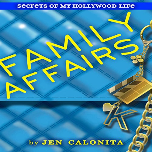 Couverture de Family Affairs