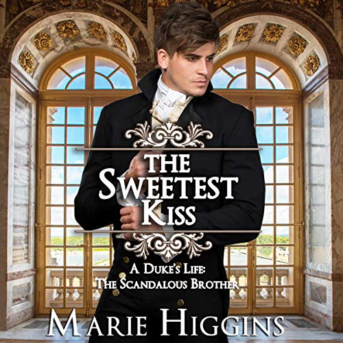 The Sweetest Kiss audiobook cover art