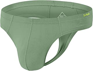 Men Thong for Men Sexy Man G-String Butt Flaunting Tongs T-Back Underwear