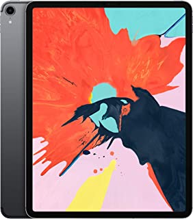 """Apple iPad Pro 12.9"""" (2018 - 3rd Gen), Wi-Fi + Cellular, 256GB, Space Gray [With Facetime]"""