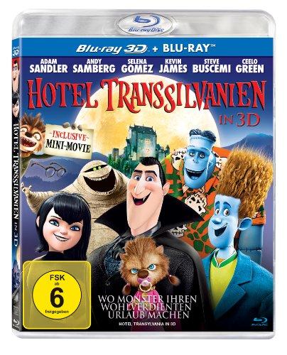 Hotel Transsilvanien (+ Blu-ray)
