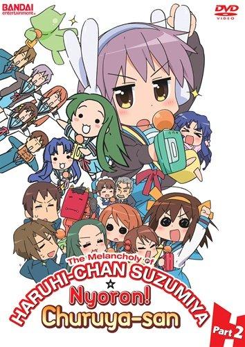 Melancholy of Haruhi-Chan Suzumiya & Nyoron 2