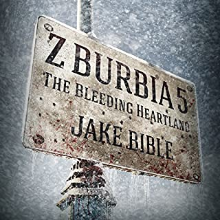 Z-Burbia 5 audiobook cover art