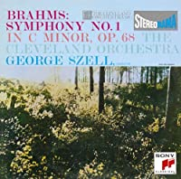 George Szell / The Cleveland Orchestra - Brahms:Symphony No.1 [Japan CD] SICC-1515 by George Szell / The Cleveland Orchestra