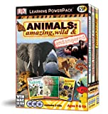 Animals: Amazing, Wild & Endangered Learning PowerPack
