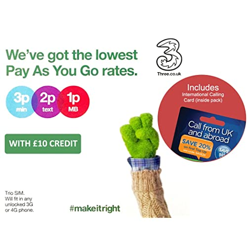 3 Network Pay As You Go: Amazon co uk