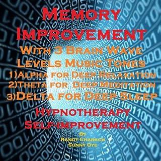 Memory Improvement with Three Brainwave Music Recordings cover art