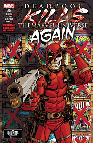 Deadpool Kills The Marvel Universe Again (2017) #5 (of 5) (English Edition)