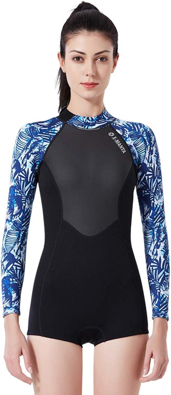 Cool&D Damen Neoprenanzug Schwimmanzug Badeanzug Badeanzug Badeanzug 1.5MM SCR Neopren Warmer und UV-Schutz B07NWHSGY4  Ausgezeichnete Leistung f1839d