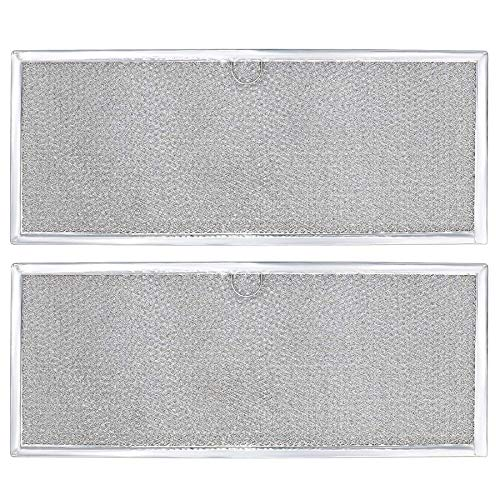 71002111 Downdraft Vent Grease Filter For Range Hood Replacement For Whirlpool Range Hood Cooktop...