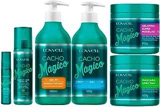 Lowell Cacho Mágico - Kit (6 Produtos)