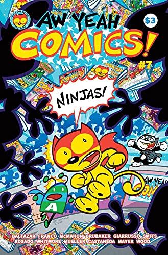 Aw Yeah Comics! #7 (English Edition)