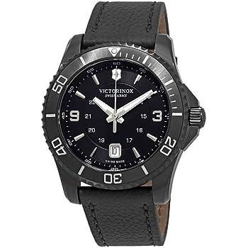[ビクトリノックス]VICTORINOX MAVERICK(マーヴェリック) ラージ・ブラック・エディション 腕時計 メンズ 241787 [正規輸入品]
