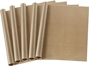 Reusable Baking Sheet Liners, 16x24in, 12x16in Nonstick Teflon Baking Sheet Available, Teflon Heat Press Sheets, Cookie Sh...