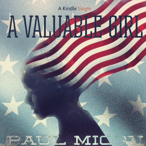 A Valuable Girl audiobook cover art