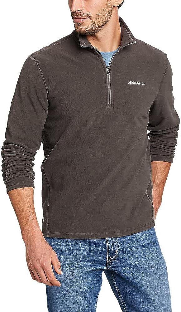 Eddie Bauer Men's Quest Fleece 1/4-Zip Pullover