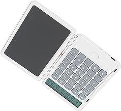 $22 » Desktop Calculator, Multifunctional Office Calculators Portable Practical for School for Office(White)
