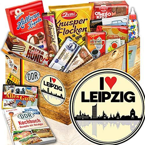 I love Leipzig + Süße Ostbox + Leipzig Geschenke für Frauen