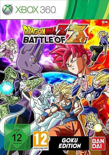 Dragon Ball Z   Battle of Z - Goku edition