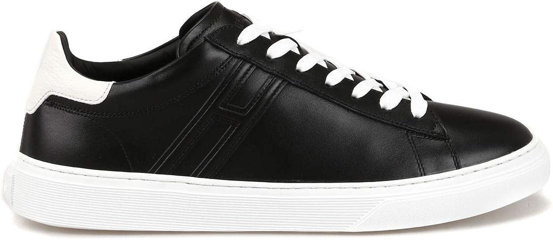 Hogan Hogan Hogan Herren HXM3650J960KFN0002 Schwarz Leder Sneakers B07P27YK7Y  a080c4