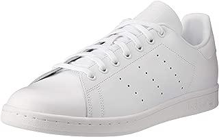 adidas, Men Stan Smith Shoe, White/Green, 12