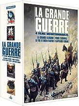 La Grande guerre - 4 films incontournables : La Grande Illusion + Pour l'exemple + La Vie et rien d'autre + Capitaine Conan [Italia] [DVD]