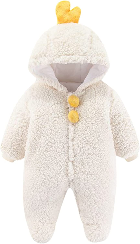 FORESTIME Now on sale Kids Warm Jacket Newborn Baby Winter Cute sale Boys W Girls
