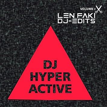 Len Faki Dj-Edits Volume I