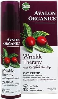 Avalon Organics Co-Enzyme Q10 Skin Care CoQ10 Wrinkle Defense Crème 1.75 fl. oz.