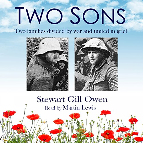 Two Sons audiobook cover art