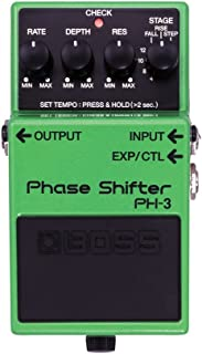 Boss Ph-3r Phaser Black Label Made in Japan with Box Excellent