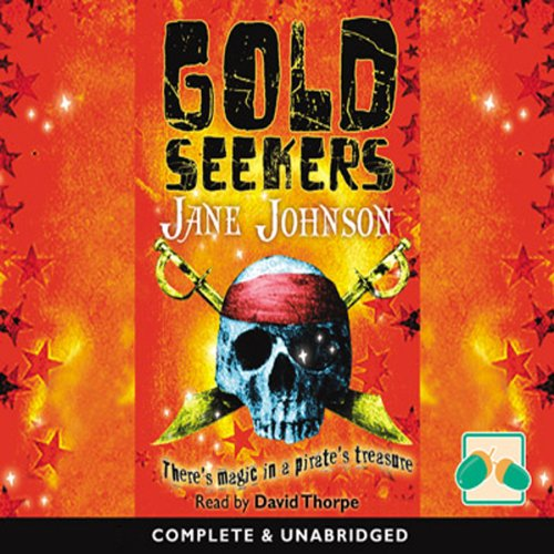 Goldseekers audiobook cover art