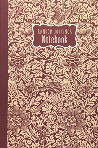Random Jottings Notebook: William Morris: Bird and Anemone Chintz 1881-1882 (The Wallpaper Notebooks, Band 1)