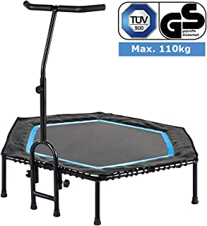 FA Sports - Pequeña cama elástica plegable FlyJump para