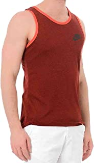 Dry Hyper Elite Men's Basketball Dark RED Tank TOP (778850-696) Size: M