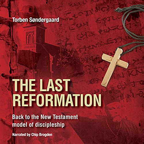 The Last Reformation audiobook cover art