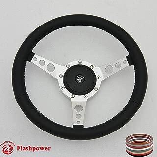 14'' Classic steering wheel Black Restoration Austin Healey,3000, Sprite
