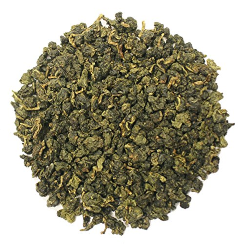 The Tea Farm - Alishan Oolong Tea - Taiwan Loose Leaf Oolong Tea (2 Ounce Bag)