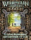 EdgeZero: de beste Nederlandse SF, Fantasy & Horror uit 2016. De Wonderwaan editie. (Dutch Edition)