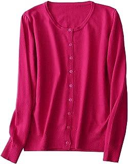 Women's Cashmere Blend Cardigan